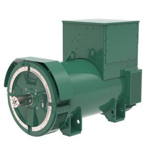 Синхронный генератор Leroy Somer LSA 52.3